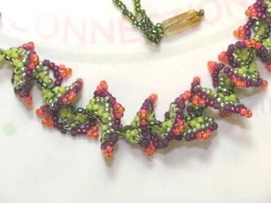 Oglalla Ruffle Stitch Bracelet