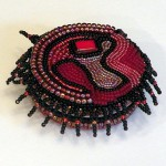 Beaded Tin-Jo Ann Patterson