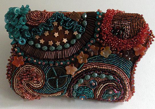 Advanced Bead Embroidery Jo Ann Patterson Rocky Mountain Bead Society