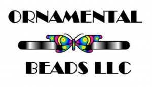ornamental beads logo