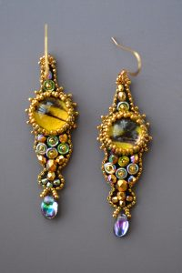 A Drop of Dew Earrings