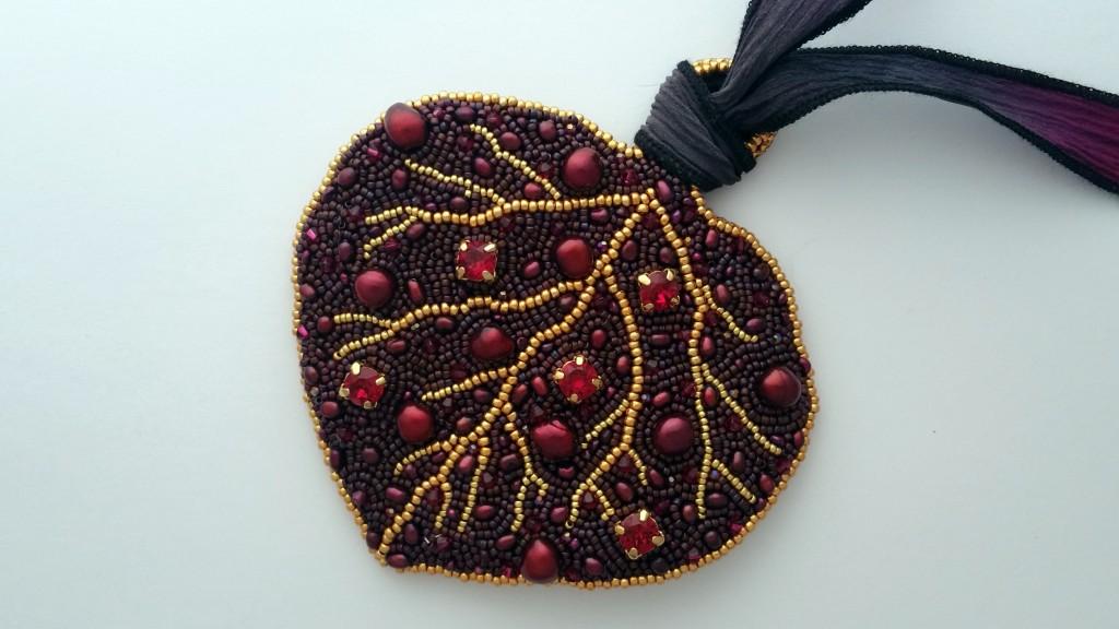 Aspen Leaf - Rachel Hungary