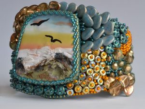 Sunriseand Sunset Cuff