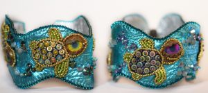 Tiny Turtles Cuff