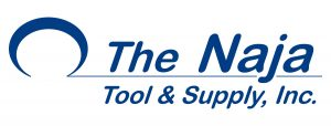 naja tool and supply logo